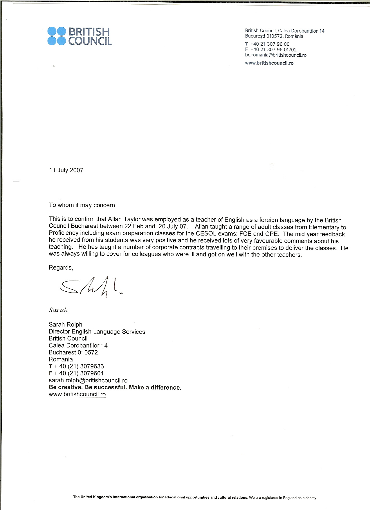 writing captivating recommendation letter